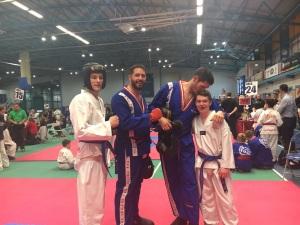 Kevin Bennison Taekwondo