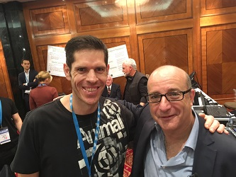 With Paul McKenna