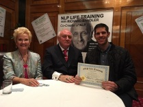 With Richard Bandler - NLP